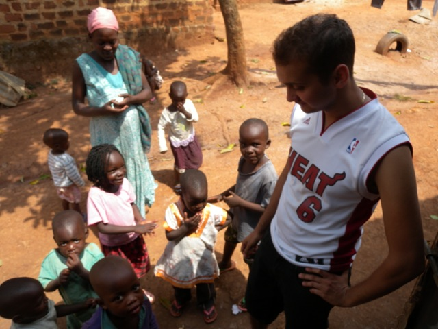 Feedback Camil Benomar Volunteer Bulenga Uganda 05