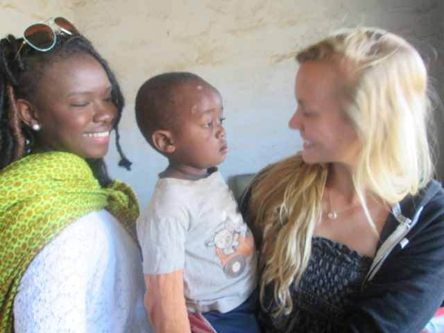 Feedback Camila Volunteer in Lusaka, Zambia
