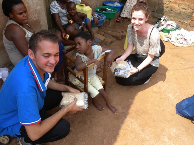 Feedback Frankie Lewis Volunteer in Bulenga, Uganda