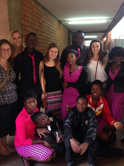 Feedback Gunjan Koul Volunteer Lusaka Zambia 02