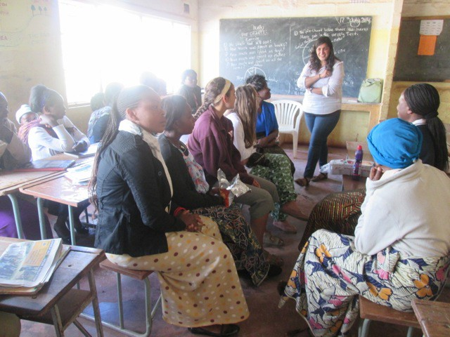 Feedback Jackie Pondolfino Volunteer Lusaka Zambia 02