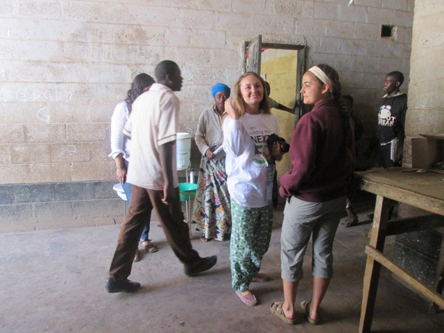 Feedback Jackie Pondolfino Volunteer Lusaka Zambia 03