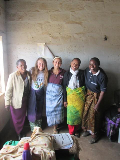 Feedback Jackie Pondolfino Volunteer Lusaka Zambia 05