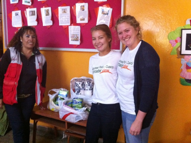 Feedback Julia Adams Volunteer Cusco Peru 02