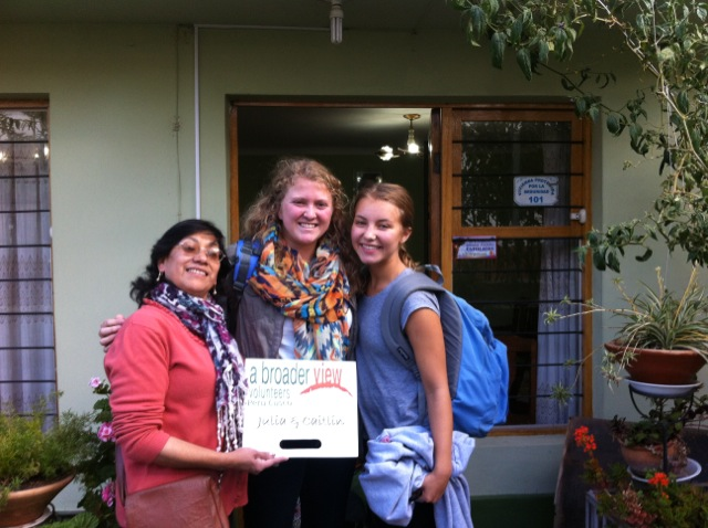 Feedback Julia Adams Volunteer Cusco Peru 05