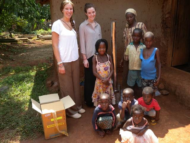 Feedback Laurel Aberle Volunteer in Bulenga, Uganda