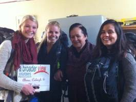 Feedback MADISON DARBONNE Volunteer in Cusco, Peru