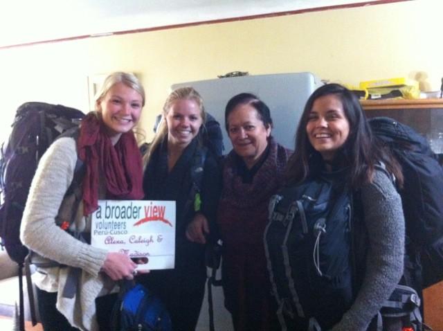 Feedback Madison Darbonne Volunteer Cusco Peru 01