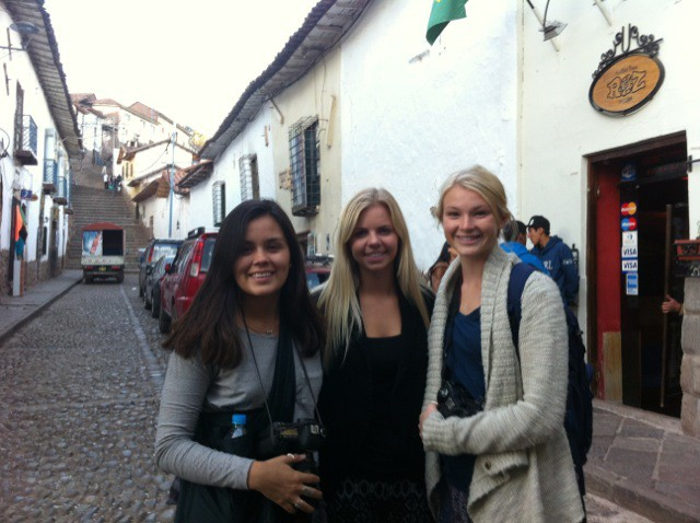 Feedback Madison Darbonne Volunteer Cusco Peru 02