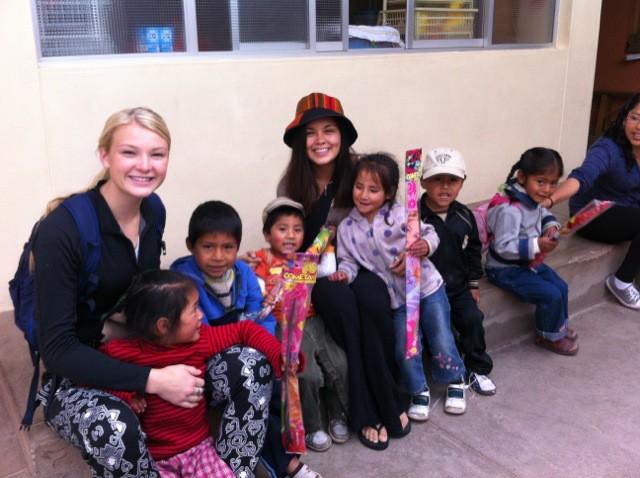 Feedback Madison Darbonne Volunteer Cusco Peru 03