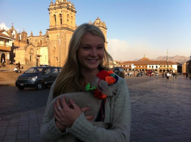 Feedback Madison Darbonne Volunteer Cusco Peru 04