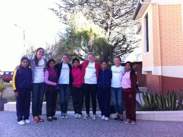 Feedback Melinda Weiss Volunteer Cusco Peru 01