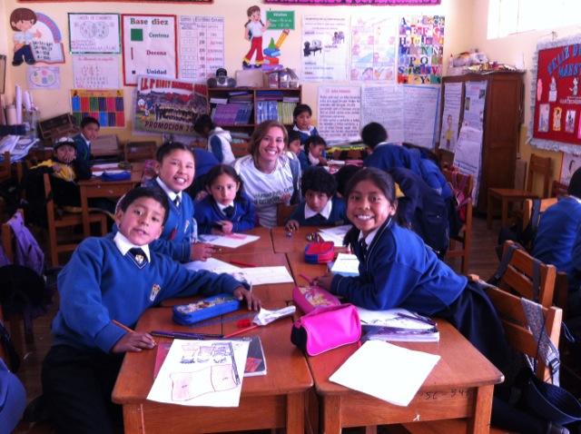 Feedback Melinda Weiss Volunteer Cusco Peru 02