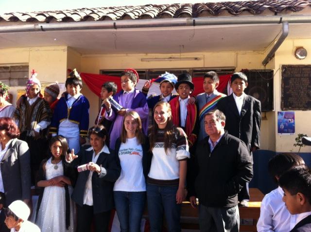 Feedback Melinda Weiss Volunteer Cusco Peru 03