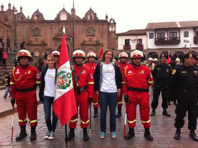 Feedback Melinda Weiss Volunteer Cusco Peru 04