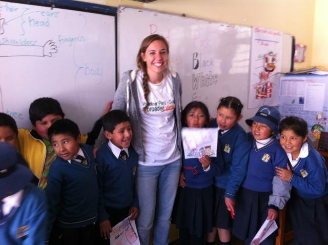 Feedback Melinda Weiss Volunteer Cusco Peru 05