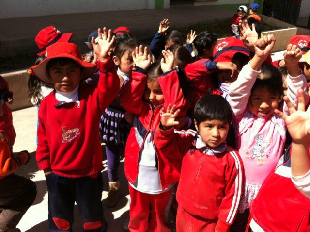 Feedback Sally Lam Volunteer Cusco Peru 02