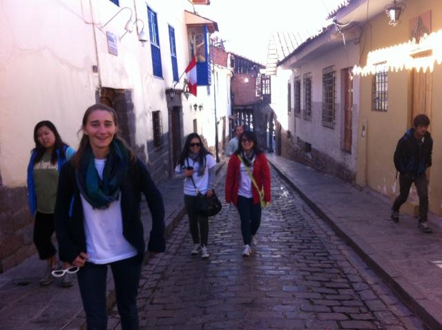 Feedback Sally Lam Volunteer Cusco Peru 04