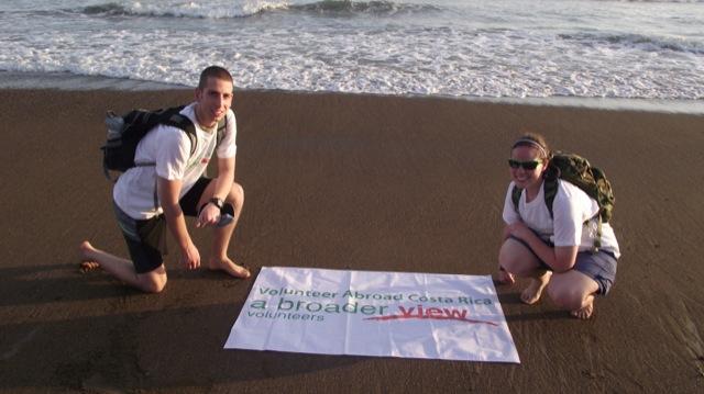 Jackie Volunteer Costa Rica 02