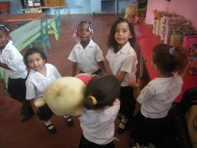 Jennifer Volunteer In La Ceiba Honduras 01