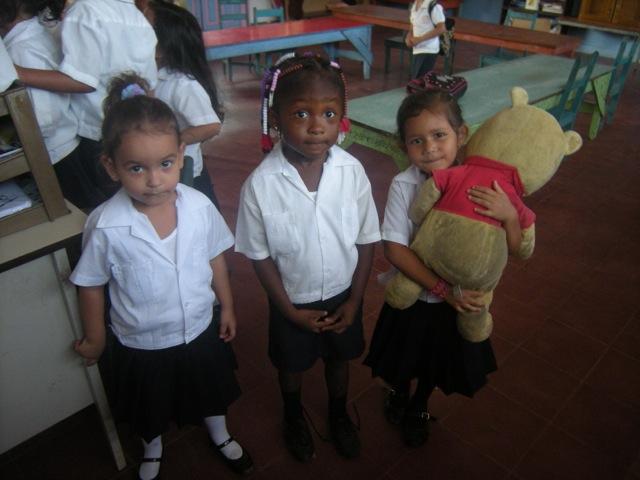 Jennifer Volunteer In La Ceiba Honduras 03