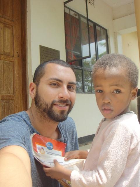 Jimmy Volunteer Arusha Tanzania 01