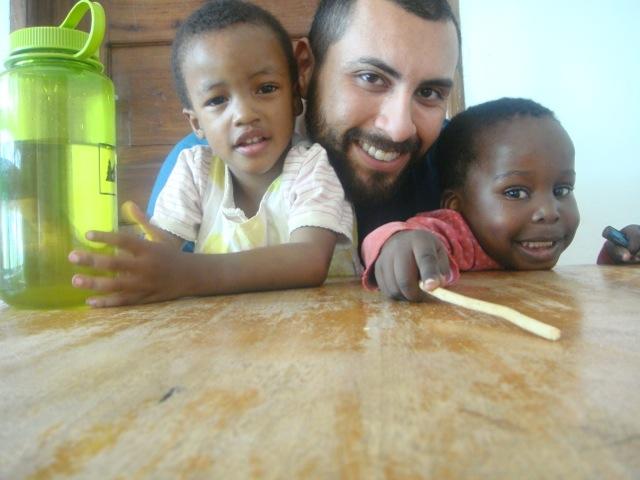 Jimmy Volunteer Arusha Tanzania 02