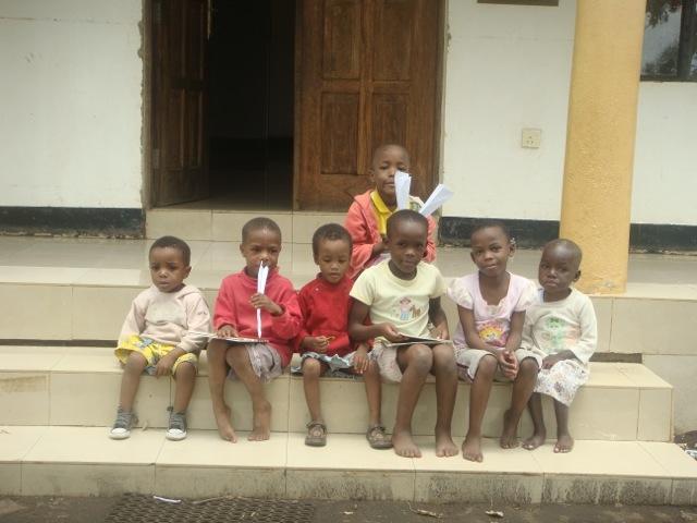 Jimmy Volunteer Arusha Tanzania 04