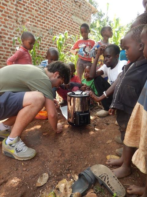 Joseph Volunteer Bulenga Uganda 01