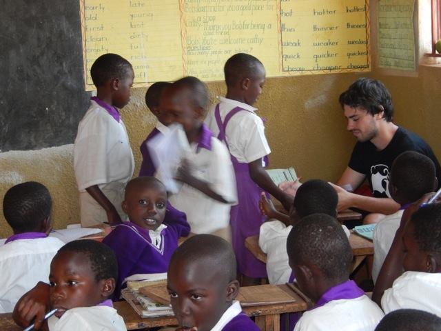 Joseph Volunteer Bulenga Uganda 02