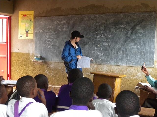 Joseph Volunteer Bulenga Uganda 03