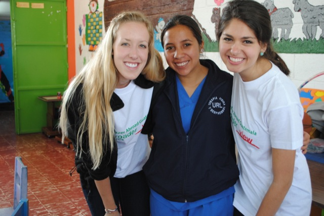Lauren M Volunteer Xela Guatemala 01