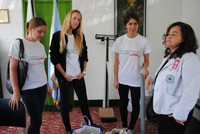 Lauren M Volunteer Xela Guatemala 02