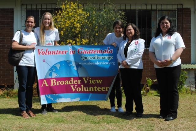 Lauren M Volunteer Xela Guatemala 04