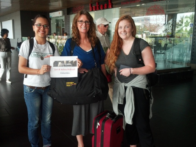 Lori Kelsey Volunteer Colombia 01