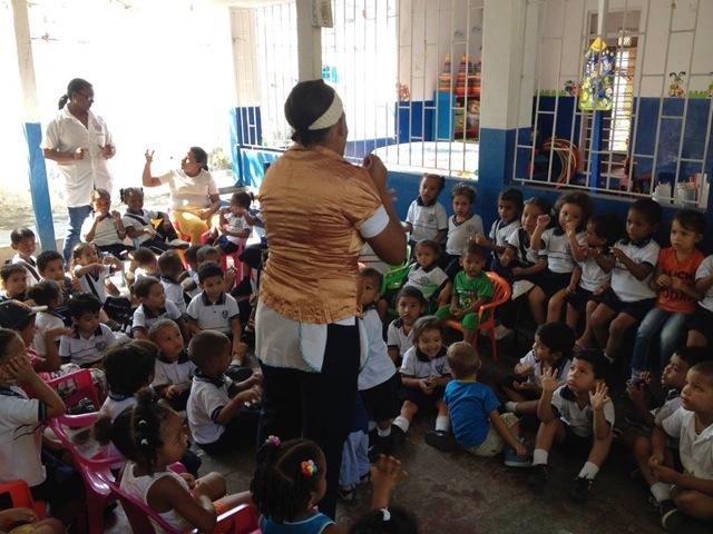 Lori Kelsey Volunteer Colombia 03