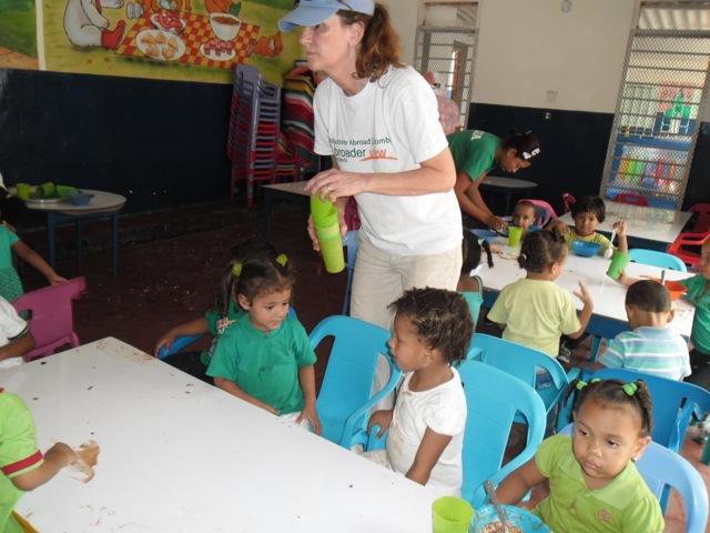 Lori Kelsey Volunteer Colombia 04