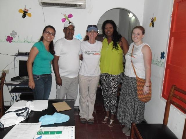 Lori Kelsey Volunteer Colombia 05