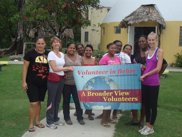 Madeleine Volunteer Belize