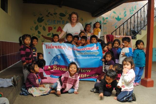 Mary Volunteer Xela Guatemala 01