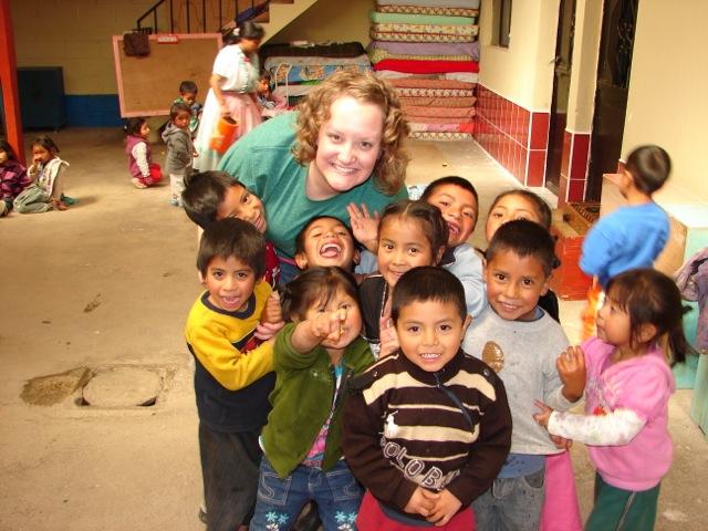 Mary Volunteer Xela Guatemala 02
