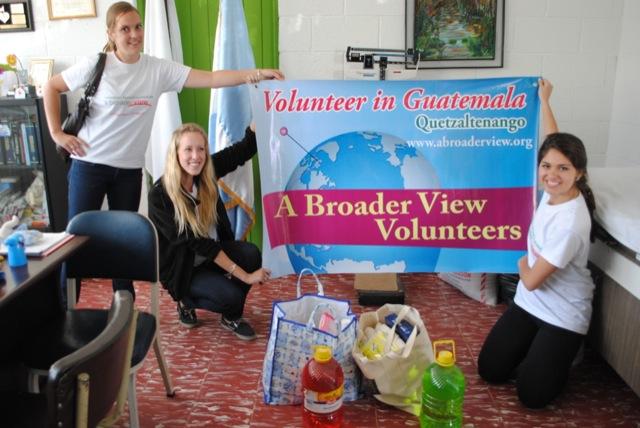 Nicole Volunteer Xela Guatemala 01