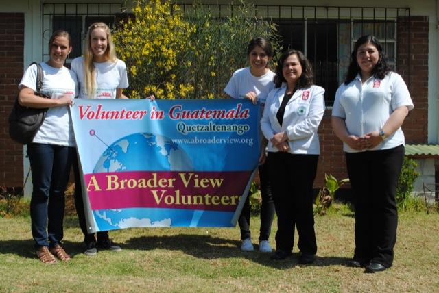 Nicole Volunteer Xela Guatemala 05