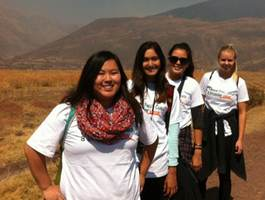 Review Alexa Sinclair Volunteer in Cusco, Peru