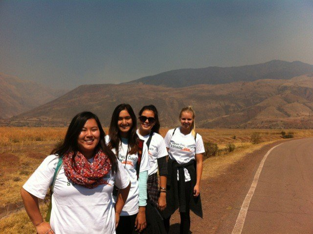 Review Alexa Sinclair Volunteer Cusco Peru 01
