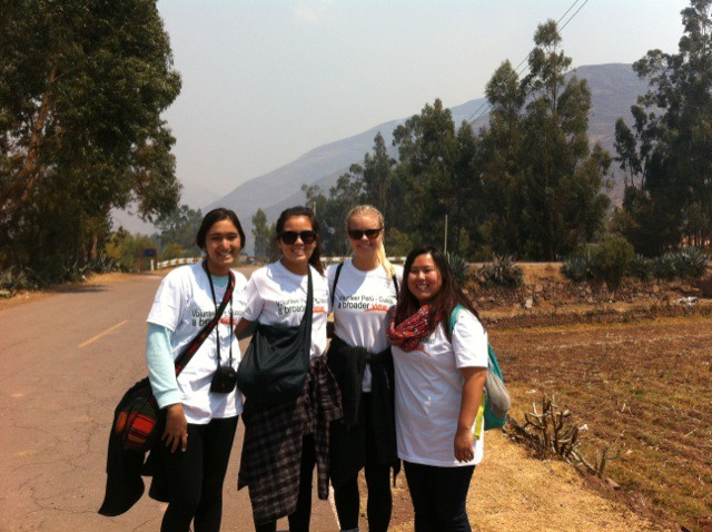 Review Alexa Sinclair Volunteer Cusco Peru 03