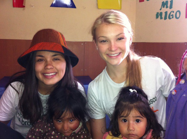 Review Alexa Sinclair Volunteer Cusco Peru 04