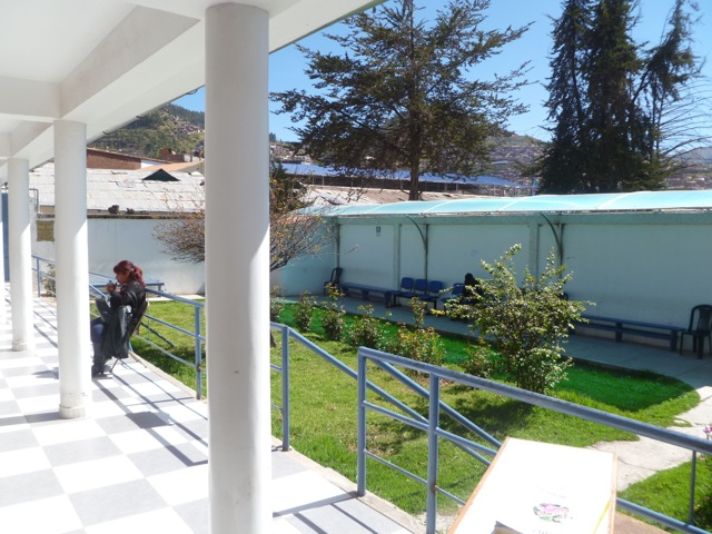 Review Amelia Volunteer Cusco Peru 02