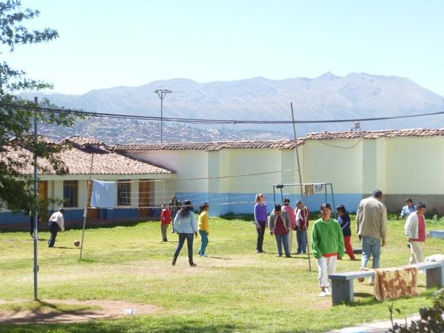 Review Amelia Volunteer Cusco Peru 04