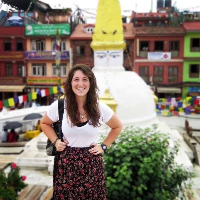 Review Ariel Lee Volunteer Kathmandu Nepal 01